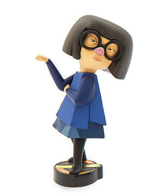 Disney / Pixar Incredibles 2 Edna Mode 2-Inch PVC Figurine [Loose]