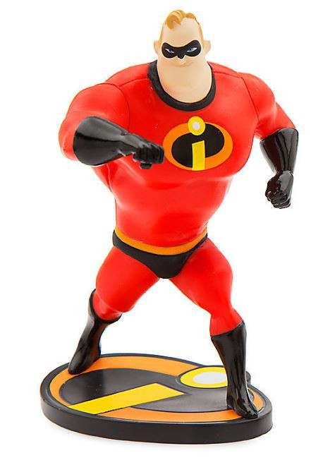 Disney / Pixar Incredibles 2 Mr. Incredible 3.5-Inch PVC Figurine [Loose]