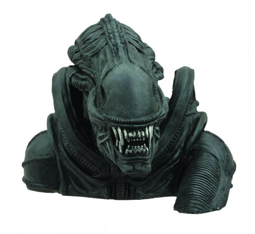 Aliens Vinyl Bank Alien Warrior Bust