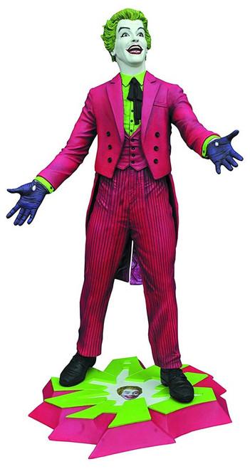 Batman 1966 TV Series Premier Collection The Joker Statue
