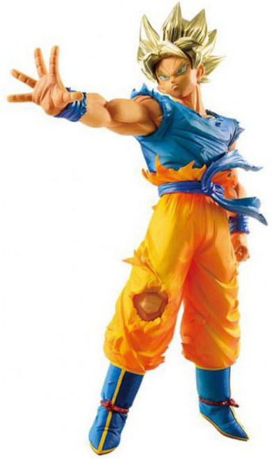 Dragon Ball Z Blood of Saiyans Super Saiyan Son Goku 7.9-Inch Collectible PVC Figure