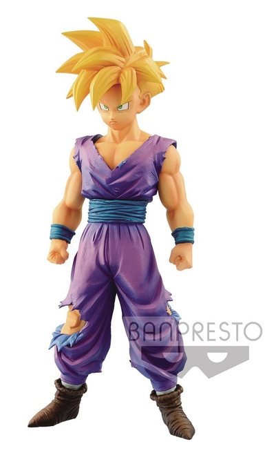 Dragon Ball Z Grandista Resolution of Soldiers Son Gohan 7.9-Inch Collectible PVC Figure