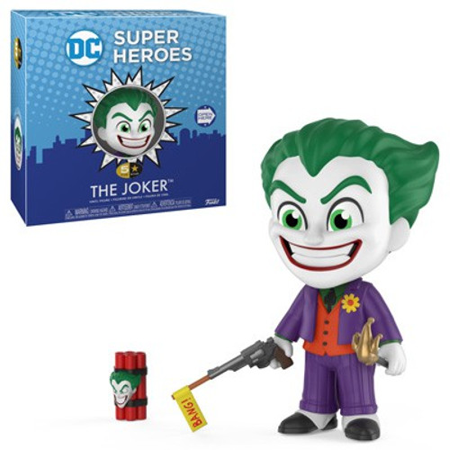 DC Funko 5 Star The Joker Vinyl Figure
