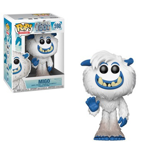 Funko Smallfoot POP! Movies Migo Vinyl Figure #598