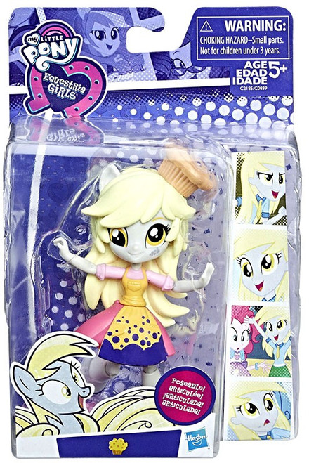 My Little Pony Equestria Girls Mall Collection Muffins 5'' Doll [Damaged Package]