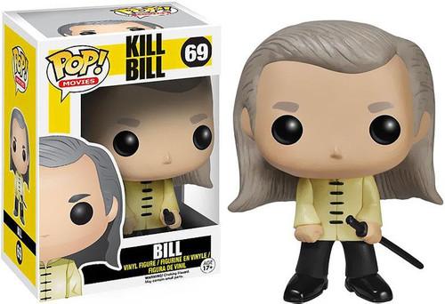 Funko Kill Bill POP! Movies Bill Vinyl Figure #69 [Damaged Package]
