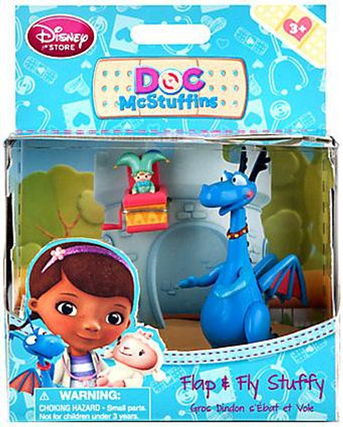 Disney Doc McStuffins Stuffy Exclusive Action Figure [Flap & Fly, Damaged Package]