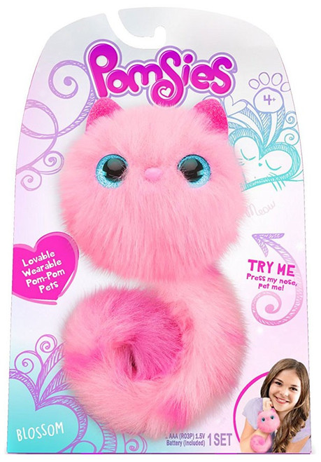 Pomsies Blossom Plush Toy
