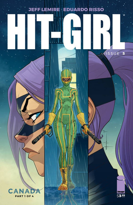 Image Comics Hit-Girl #5 Comic Book [Cover D Yildirim]