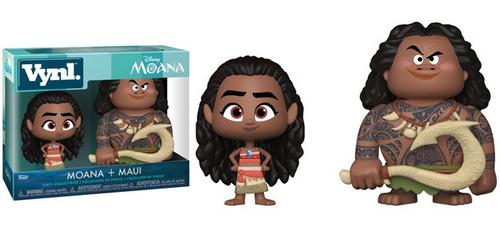 Funko Disney Vynl. Moana & Maui Vinyl Figure 2-Pack