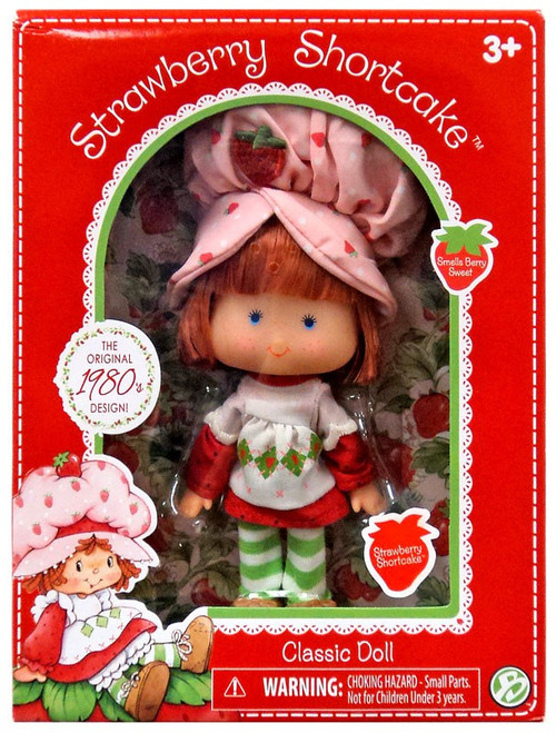 Strawberry Shortcake 5.5-Inch Classic Doll