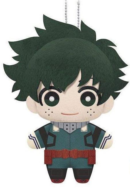 My Hero Academia Izuku Midoriya 6-Inch Plush Dangler