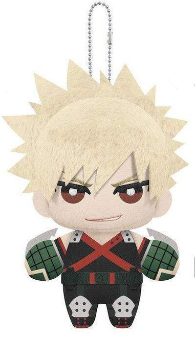 My Hero Academia Bakugo 6-Inch Plush Dangler