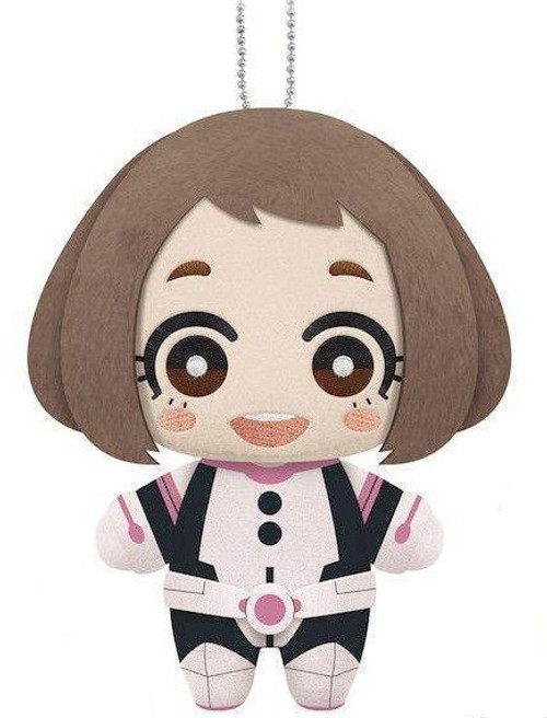 My Hero Academia Series 1 Uraraka 6-Inch Plush Dangler
