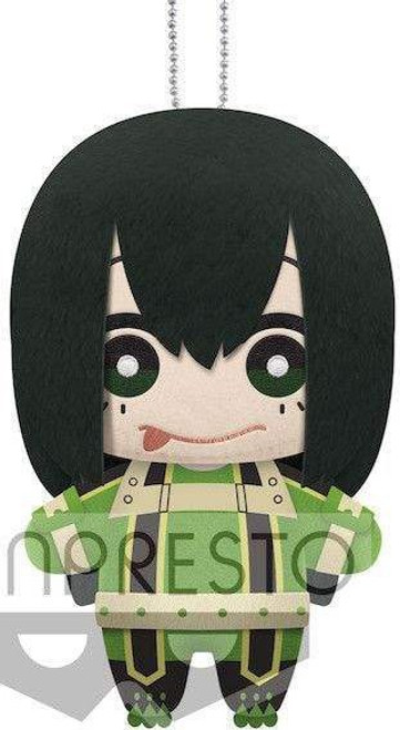 My Hero Academia Asui 7-Inch Plush Dangler [Hero Costume]