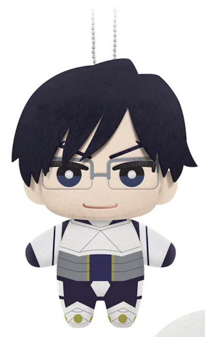 My Hero Academia Series 2 Iida 6-Inch Plush Dangler