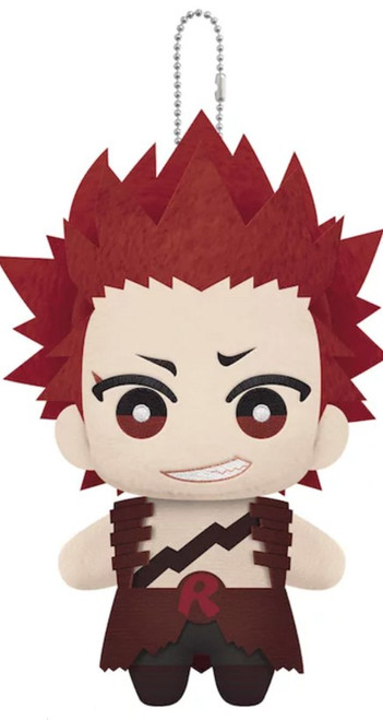 My Hero Academia Series 2 Kirishima 6-Inch Plush Dangler