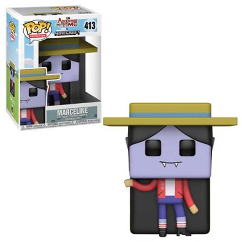 Funko Adventure Time POP! TV Marceline Vinyl Figure #413 [Minecraft]