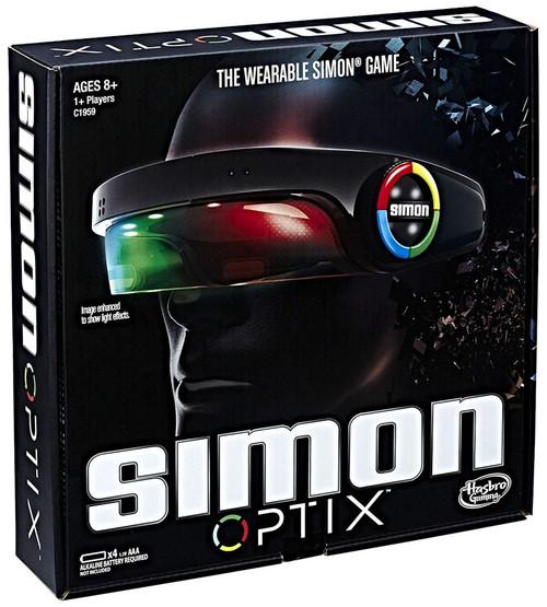 Simon Optix Electronic Game [Damaged Package]
