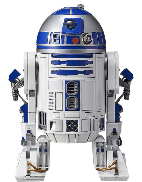 Star Wars R2-D2 1/12 Plastic Model Kit [Rocket Booster Ver.]