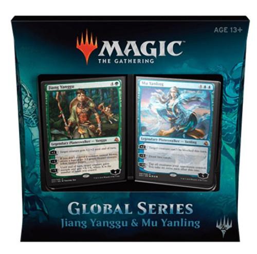 MtG Trading Card Game Global Series Jiang Yanggu & Mu Yanling Duel Decks