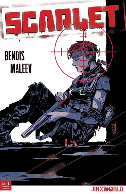 DC Scarlet #1 of 5 Comic Book