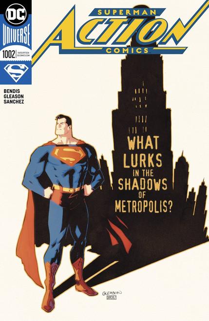 DC Action Comics #1002 Comic Book