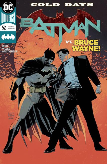 DC Batman #52 Comic Book