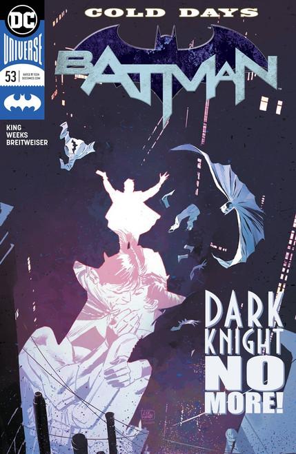 DC Batman #53 Comic Book