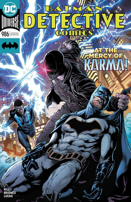 DC Detective Comics #986 Comic Book