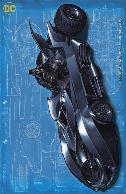 DC Detective Comics #986 Comic Book [Variant Cover]