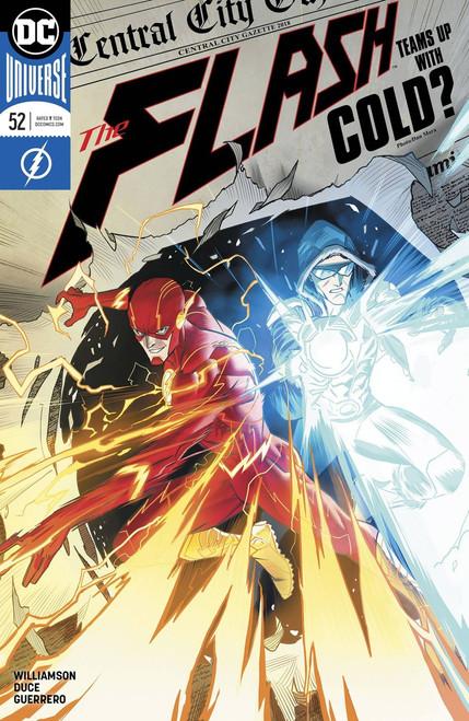 DC The Flash #52 Comic Book