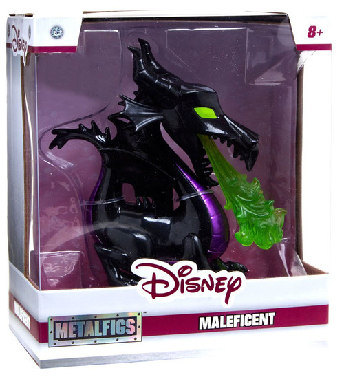 Disney Sleeping Beauty Metalfigs Maleficent Exclusive Diecast Figure 2-Pack