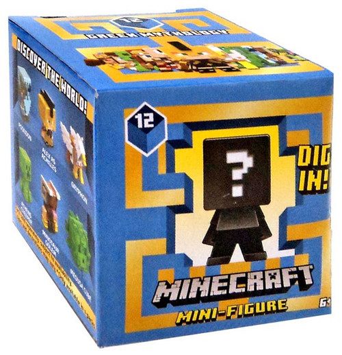 Minecraft Greek Mythology Series 12 Mystery Pack