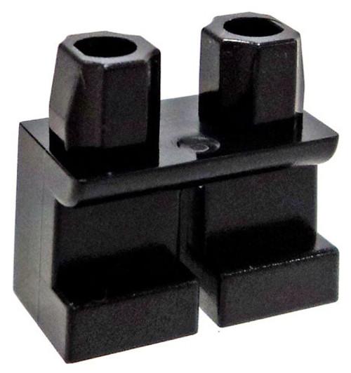 LEGO Short Black Loose Legs [Loose]