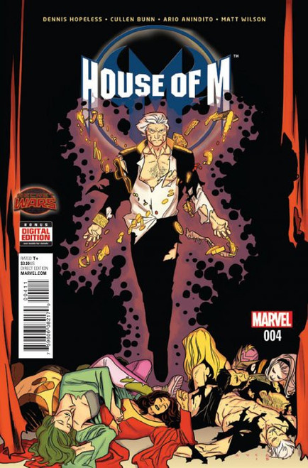 Marvel Comics House of M Vol. 2 #4 Comic Book