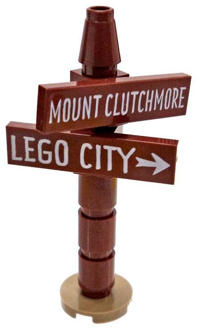 LEGO City Signpost [Loose]