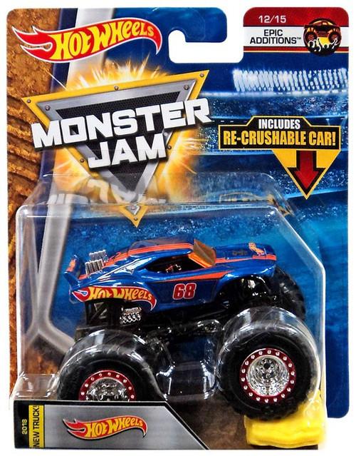Monster Jam Hot Wheels 2018 Die-Cast Car #12/15 [Epic Additions]