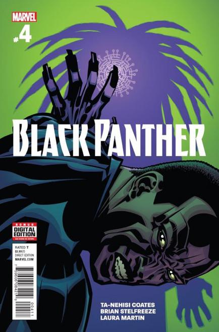 Marvel Comics Black Panther #4 Vol. 6 Comic Book