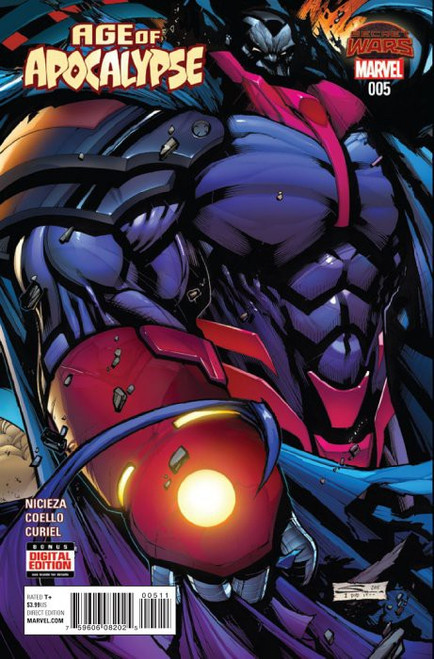 Marvel Comics Age of Apocalypse #5 Comic Book [Secret Wars]