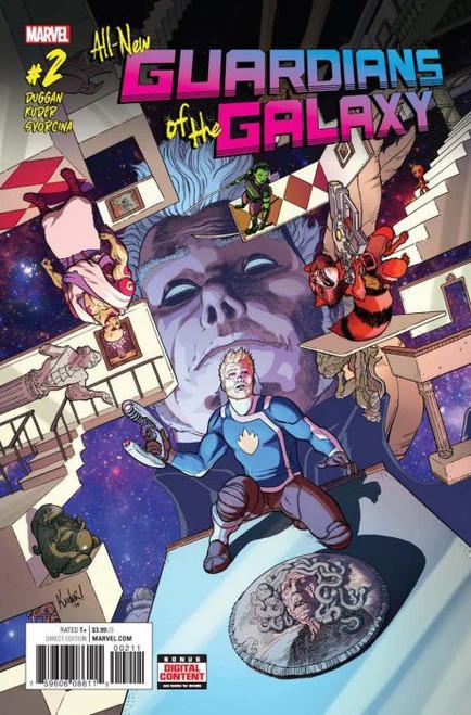 Marvel Comics All-New Guardians of the Galaxy #2 Comic Book