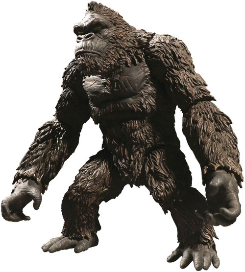 Skull Island King Kong Action Figure [Regular Version]