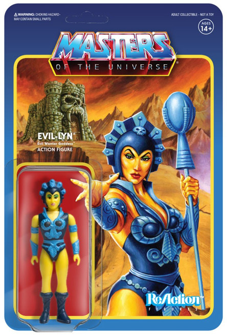 ReAction Masters of the Universe Evil-Lyn Action Figure