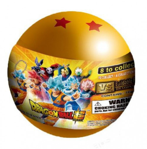Dragon Ball Super Buildable Figure Series 1 Mystery Pack