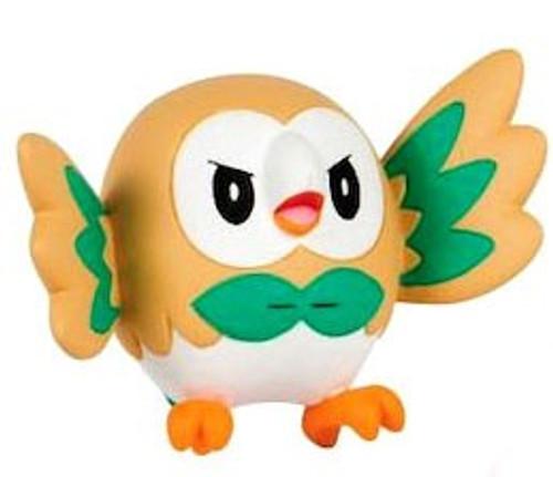 Pokemon Rowlet 2-Inch Mini Figure [Loose]