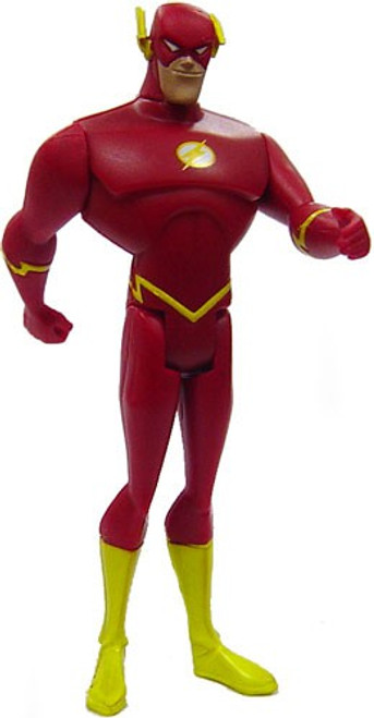 DC Justice League The Flash Action Figure [Loose]