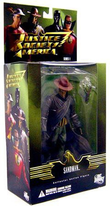 DC Justice Society of America Series 1 Sandman Action Figure [Loose]