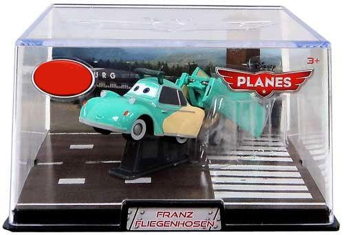 Disney Planes Franz Fliegenhosen Exclusive Diecast Vehicle [Clear Visor & Random Wings, Loose]