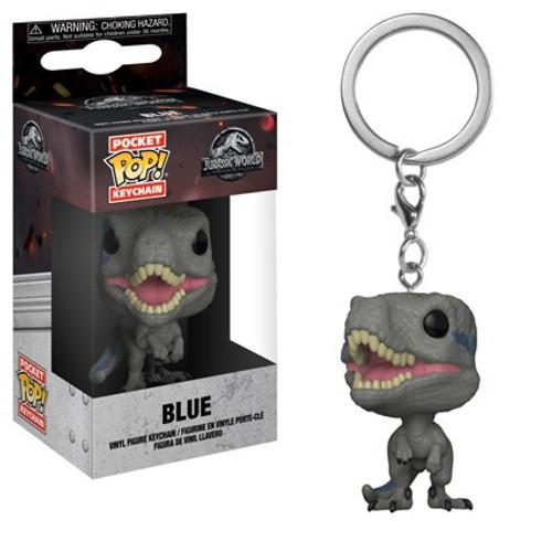Funko Jurassic Park POP! Movies Blue Keychain