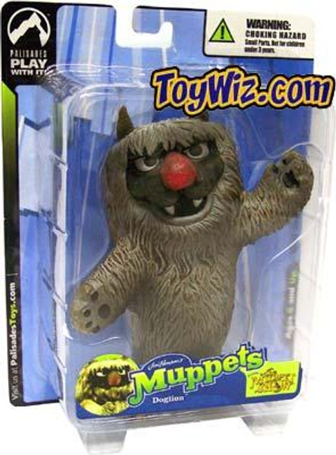 The Muppets The Muppet Show Series 3 Doglion PVC Figure [Damaged Package]